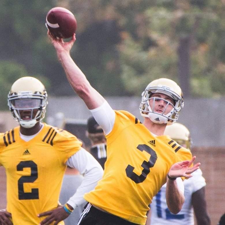 Josh Rosen, UCLA, UCLA quarterback