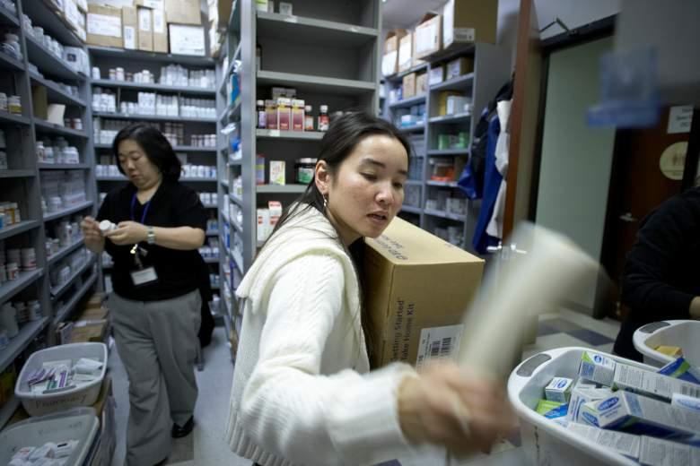 pharmacists prepare medications