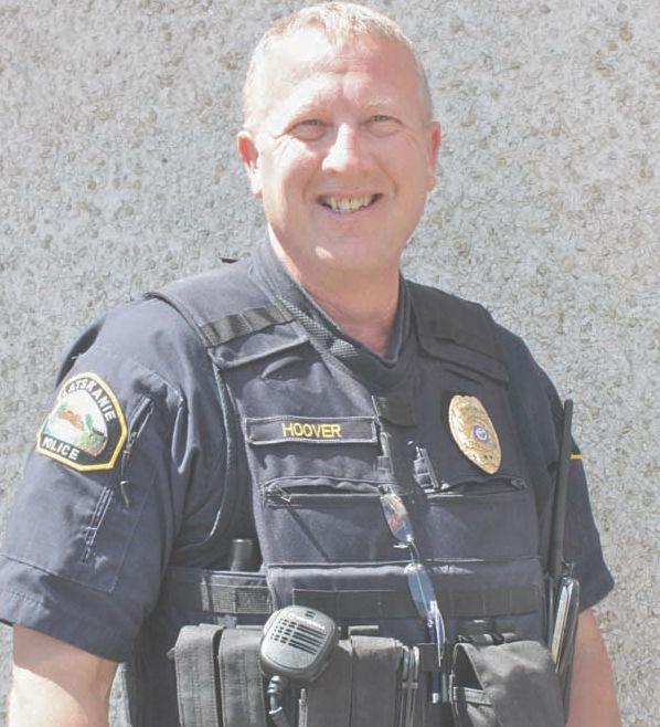 Former Clatskanie Police Chief Marvin Hoover.