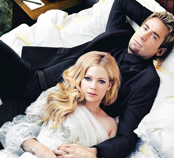 Avril Lavigne, Chad Kroeger, Avril Lavigne divorce