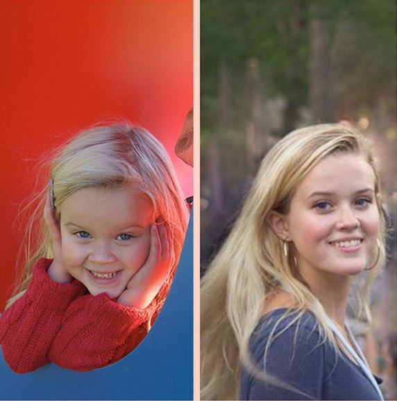 Ava Phillippe, Resse Witherspoon, Reese Witherspoon daughter