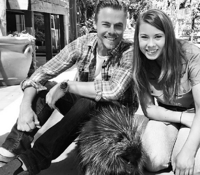 Bindi Irwin, Chandler Powell, Bindi Irwin Dating, Bindi Irwin Boyfriend Chandler Powell, Who Is Bindi Irwin Dating, Bindi Irwin Instagram, Bindi Irwin Photos, Bindi Irwin Pics, Bindi Irwin DWTS, Bindi Irwin Dancing With The Stars, Derek Hough, Bindi Irwin And Derek Hough