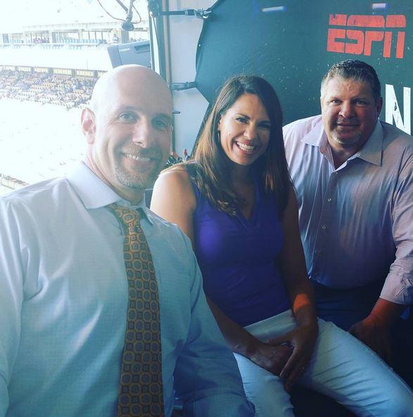 Jessica Mendoza, ESPN
