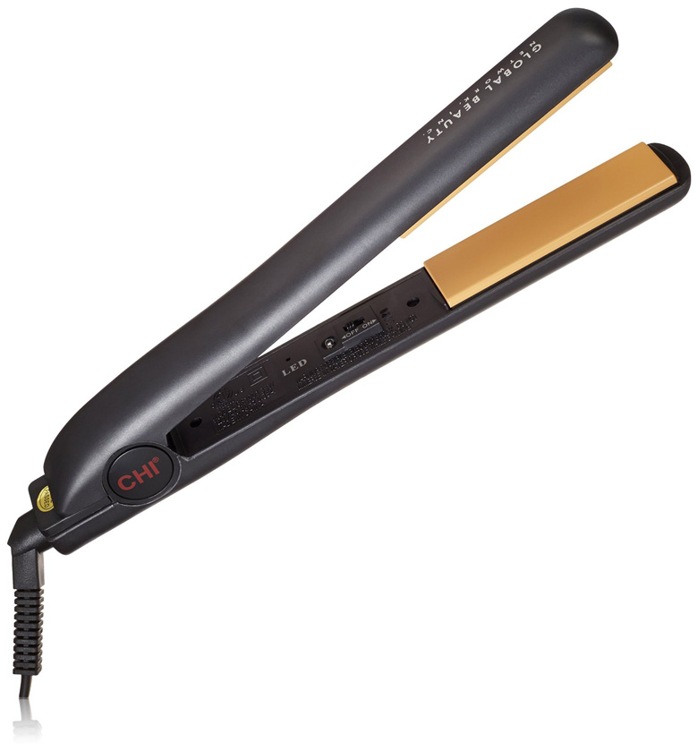 CHI Ceramic Hairstyling Flat Iron in Multiple Colors, hair straightener, chi flat iron