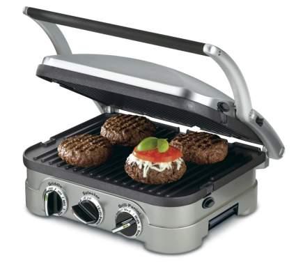 Cuisinart GR-4N 5-in-1 Griddler, electric griddle