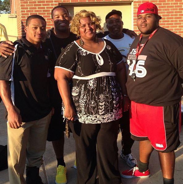 Alfred Morris Family, Alfred Morris, Washington Redskins