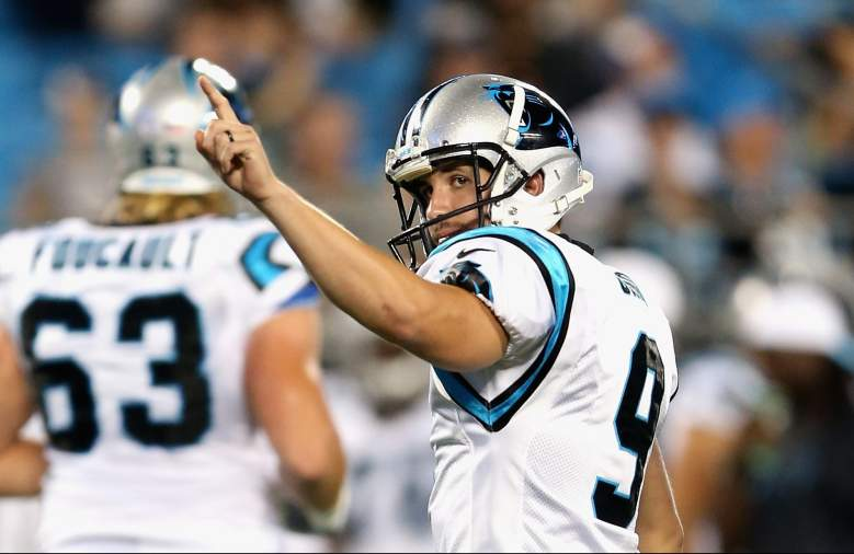 graham gano, panthers, texans