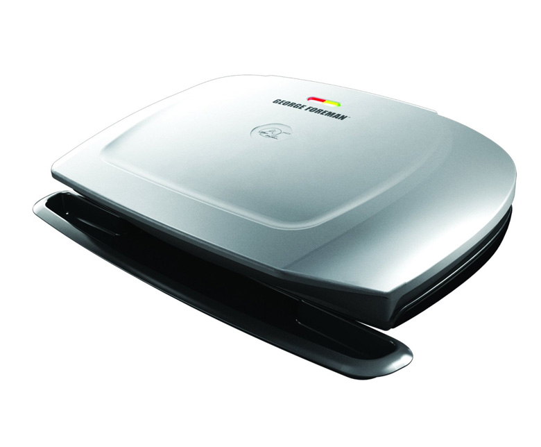 George Foreman GR2144P 9-Serving Classic Plate Grill, george foreman grill