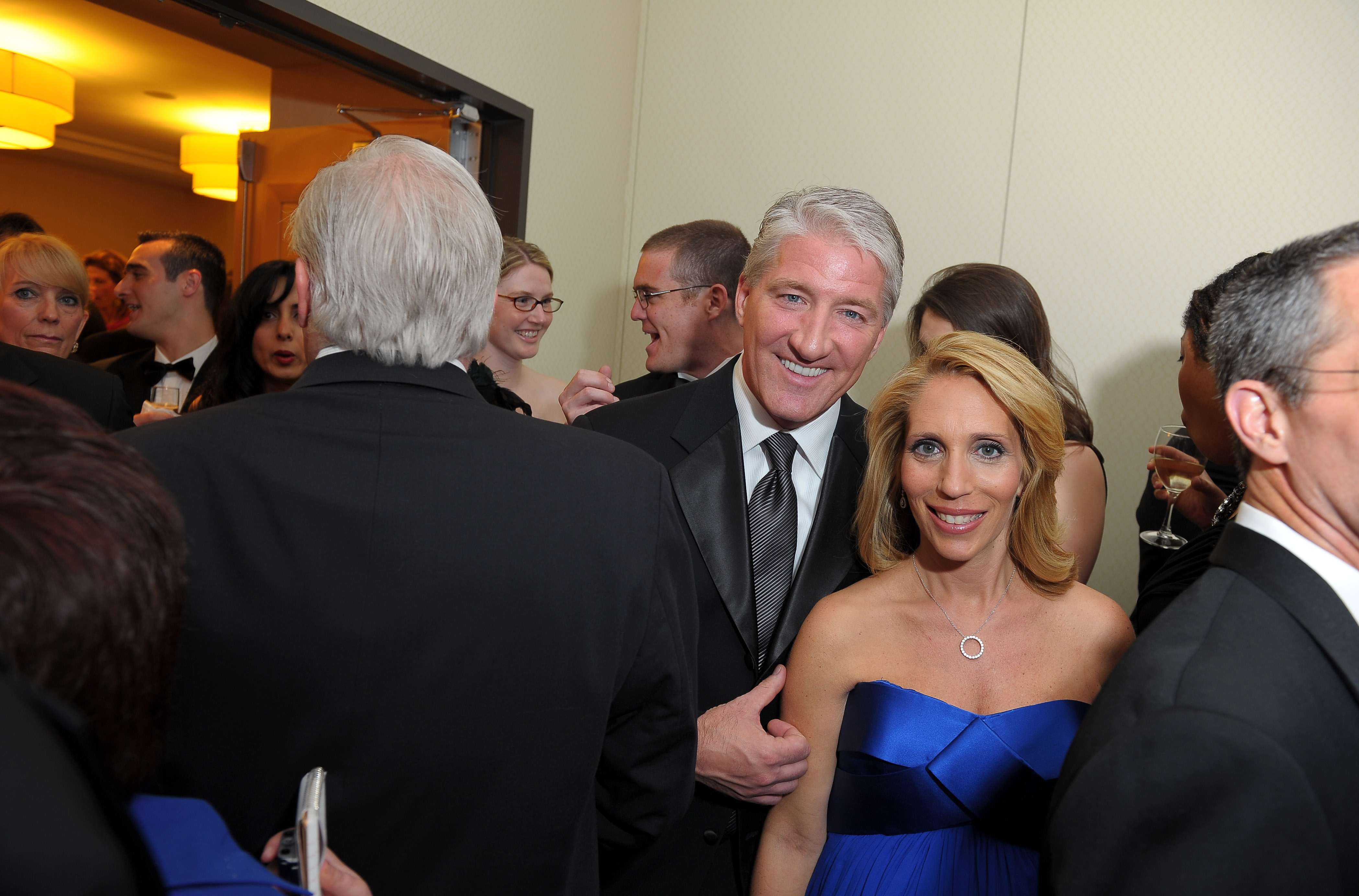 Dana Bash married, Dana Bash husband, Dana Bash John King