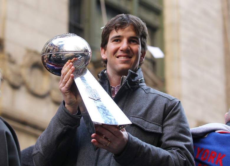 Eli Manning, Eli Manning contract, New York Giants