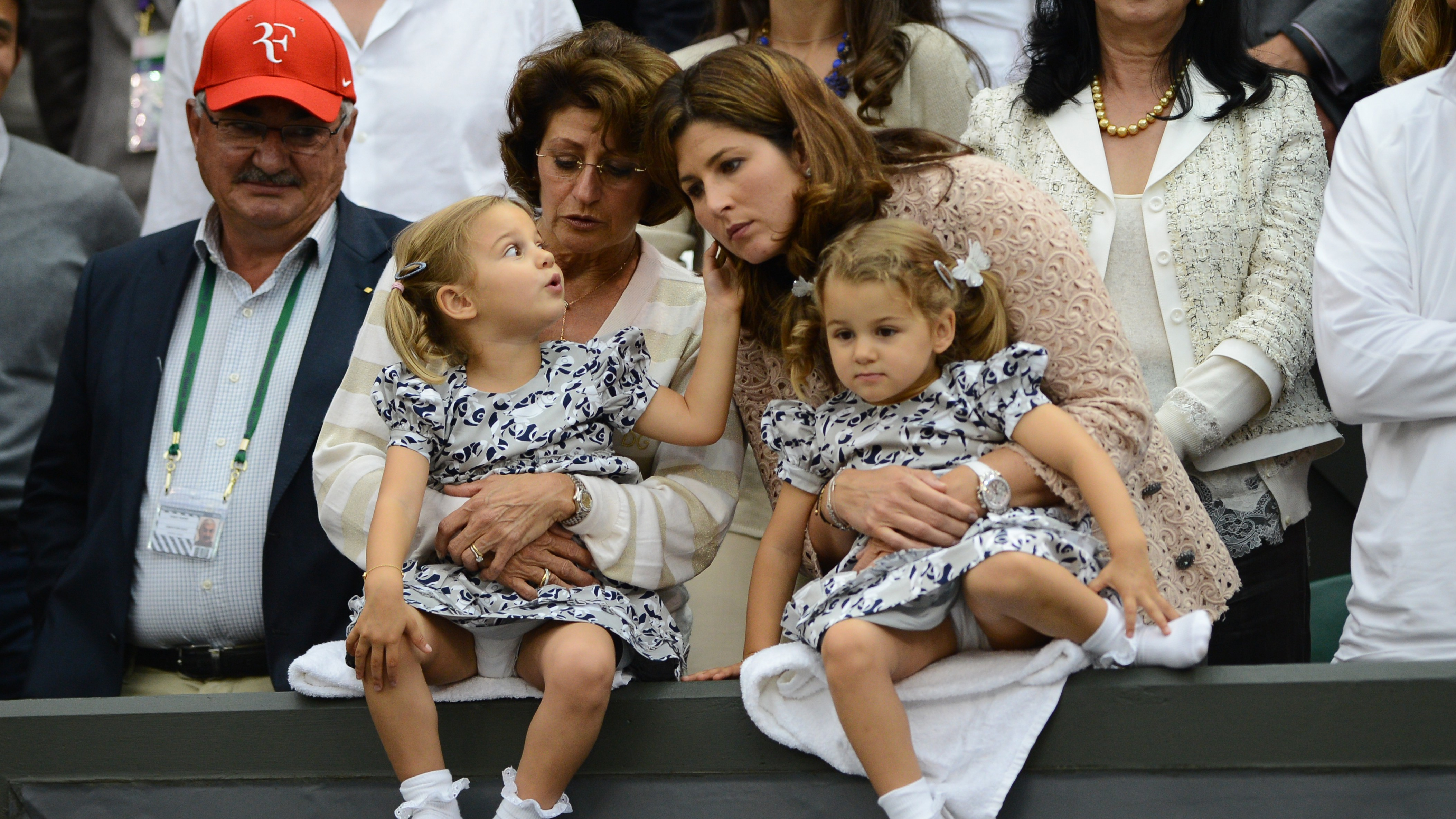 Roger Federer S Children 5 Fast Facts You Need To Know Heavy Com