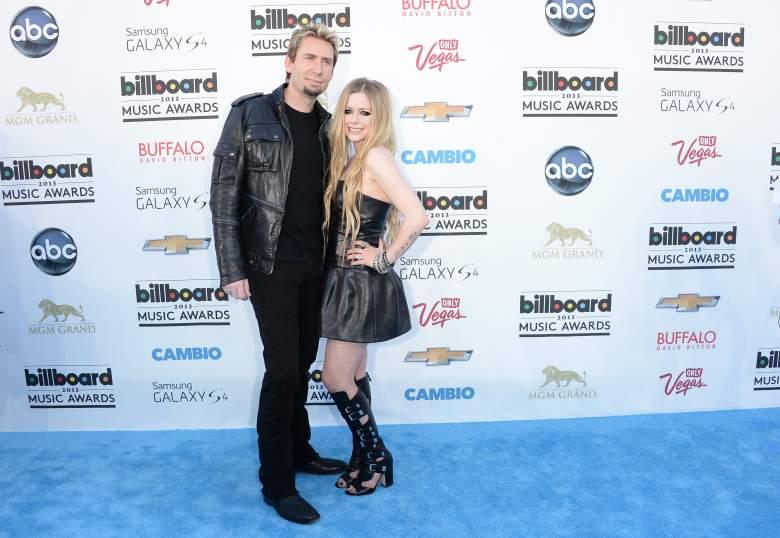 Chad Kroeger Avril Lavigne divorce