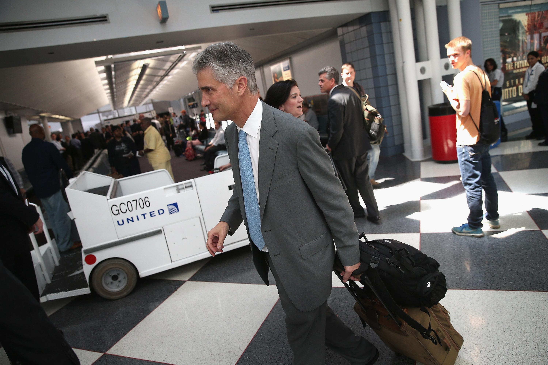 Jeff Smisek, Jeff Smisek United Airlines