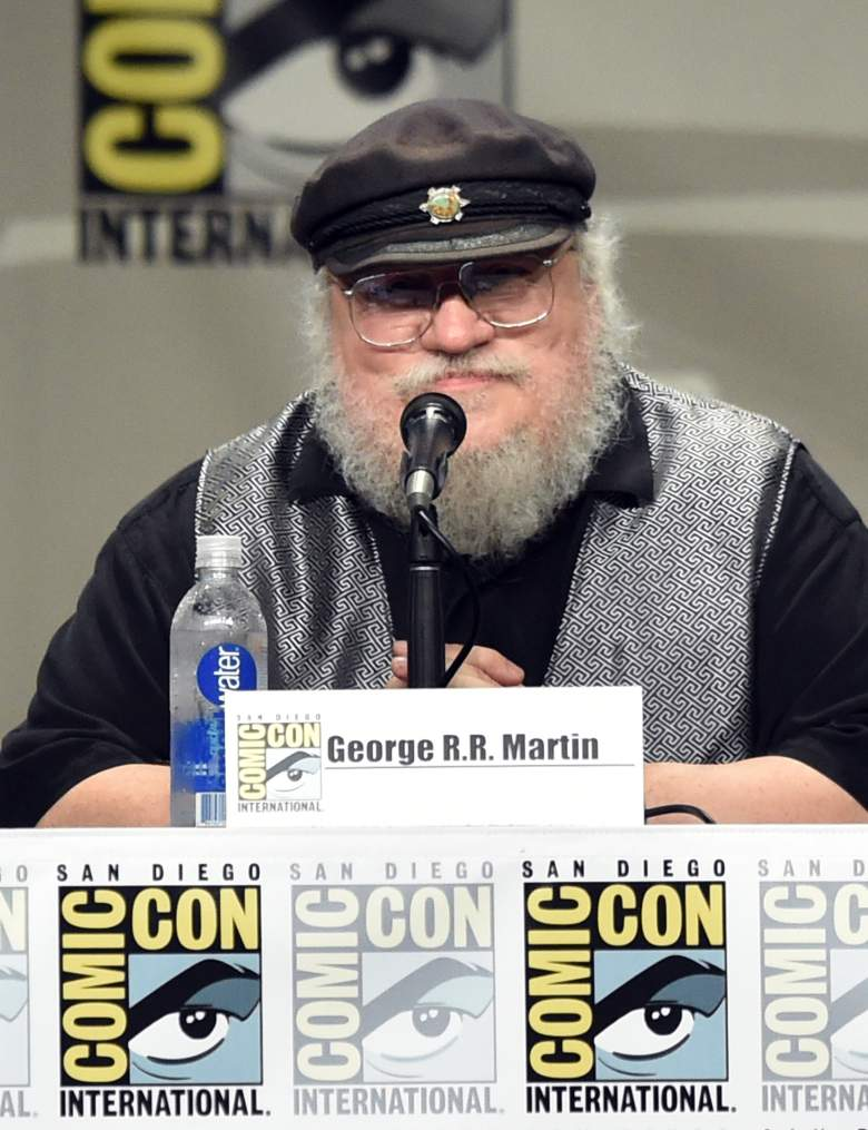 Grrm Delays His New Book Even More By Starring In Z Nation Heavy Com
