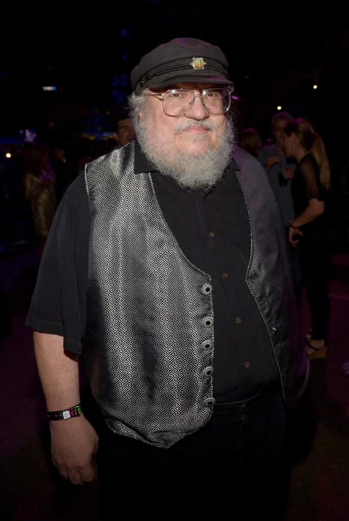 George R R Martin A Promise of Spring