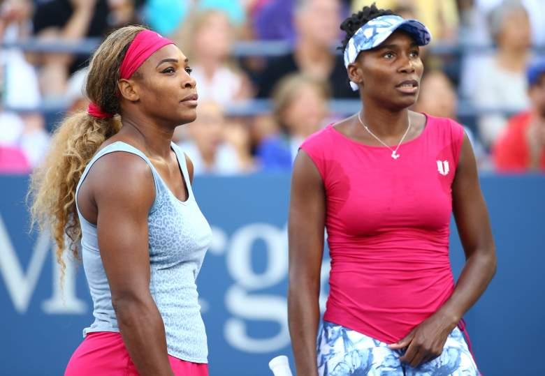 Serena leads Venus 15-11 in the head-to-head (Getty)