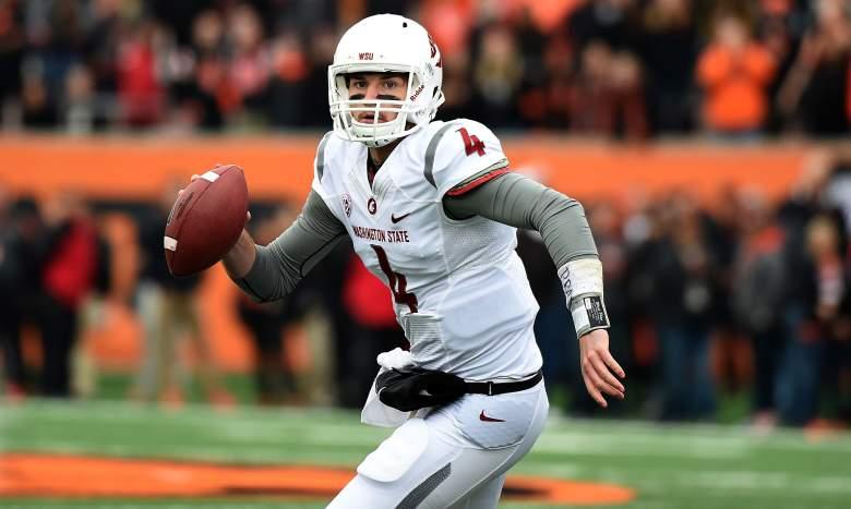Luke Falk, Washington State, Football, College Football