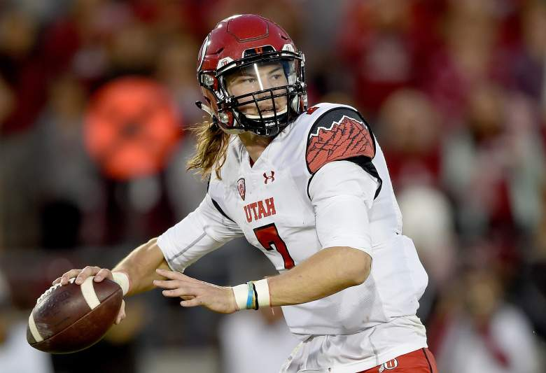 Travis Wilson, Utah football