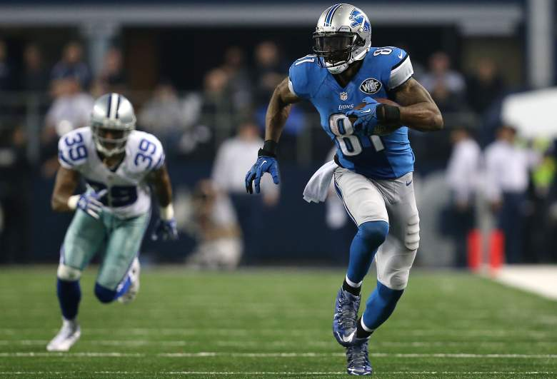Calvin Johnson figures to be a big part of the Detroit Lions offense. (Getty)