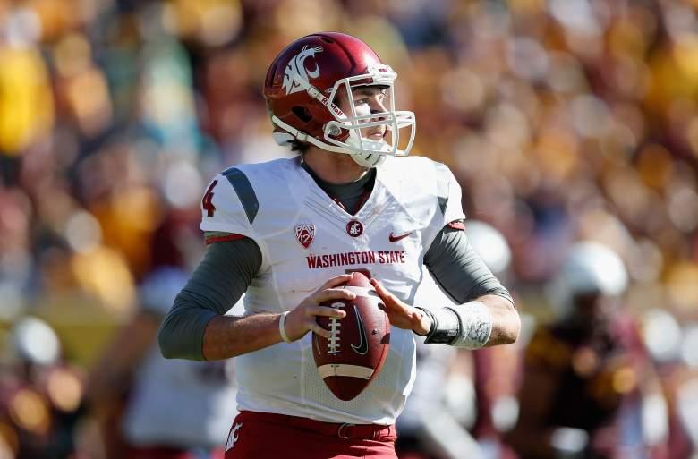 Luke Falk, Washington State, Quarterback, College Football