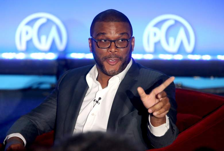 Tyler Perry, Best Time Ever, TV