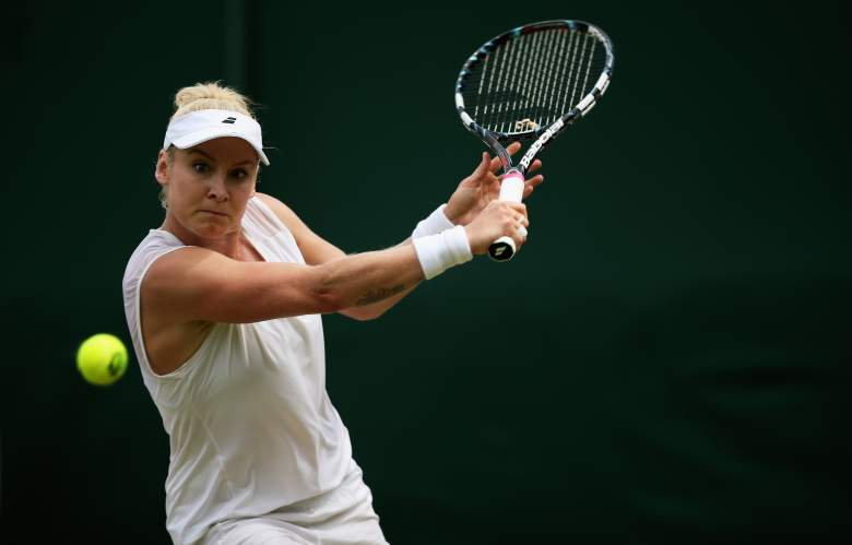 Bethanie Mattek-Sands, Bethanie Mattek-Sands Serena Williams