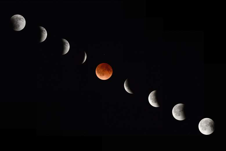 blood moon prophecy, supermoon end of the world