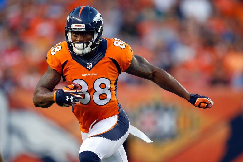 DeMaryius Thomas remains one of the best receivers in the NFL. (Getty)