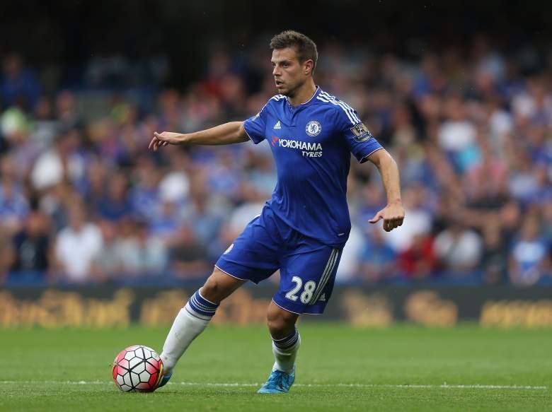 Chelsea defender Cesar Azpilicueta Getty)