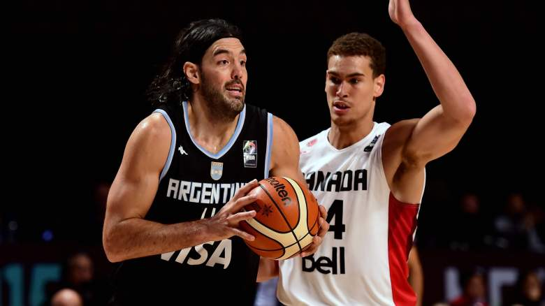 Argentina and Canada have looked like two of the best teams at the 2015 FIBA Americas thus far. (Getty)