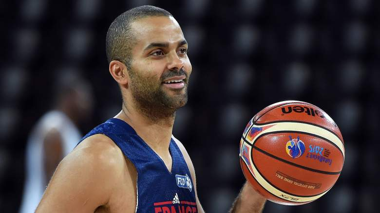 Reigning EuroBasket MVP Tony Parker looks to lead France to a second-straight championship and spot in the 2016 Rio Olympics. (Getty)