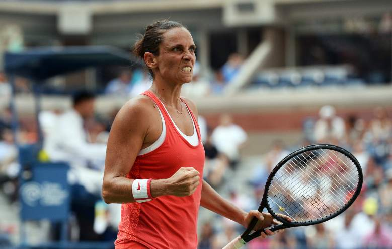 Roberta Vinci, Serena Williams, US Open