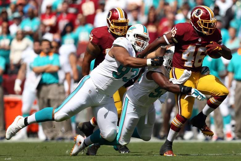 Alfred Morris, Washington Redskins, NFL