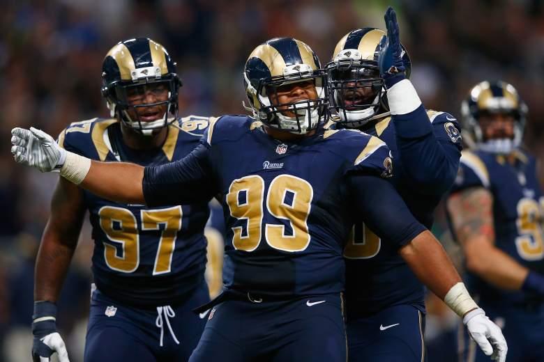 Aaron Donald, St. Louis Rams, NFL