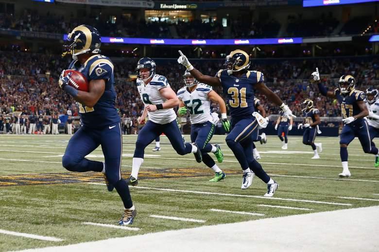 Tavon Austin, St. Louis Rams, NFL