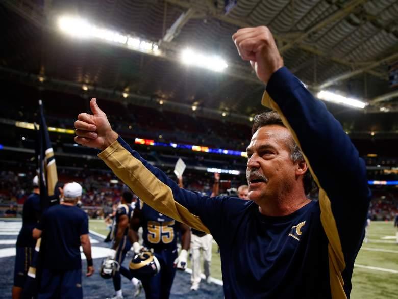 Jeff Fisher, St. Louis Rams, NFL