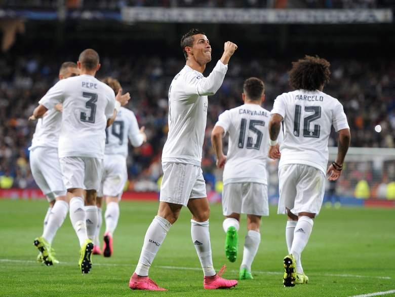 How many goals will Ronaldo score Saturday? (Getty)