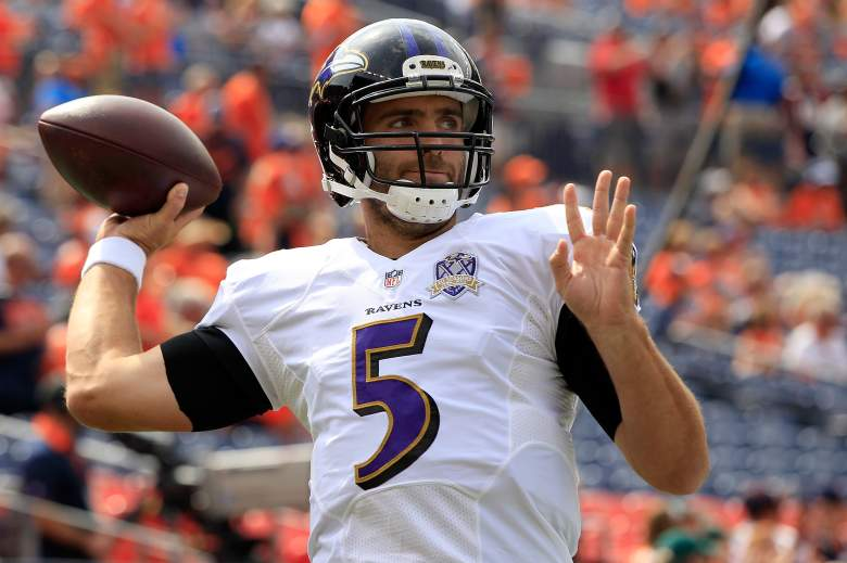 Joe Flacco, Baltimore Ravens, NFL