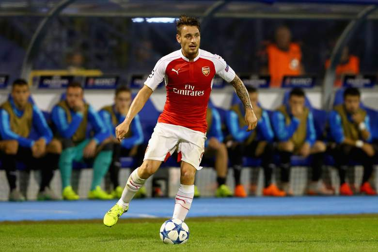 Arsenal fell to Dinamo Zagreb in the Champions League on Wednesday. Getty)