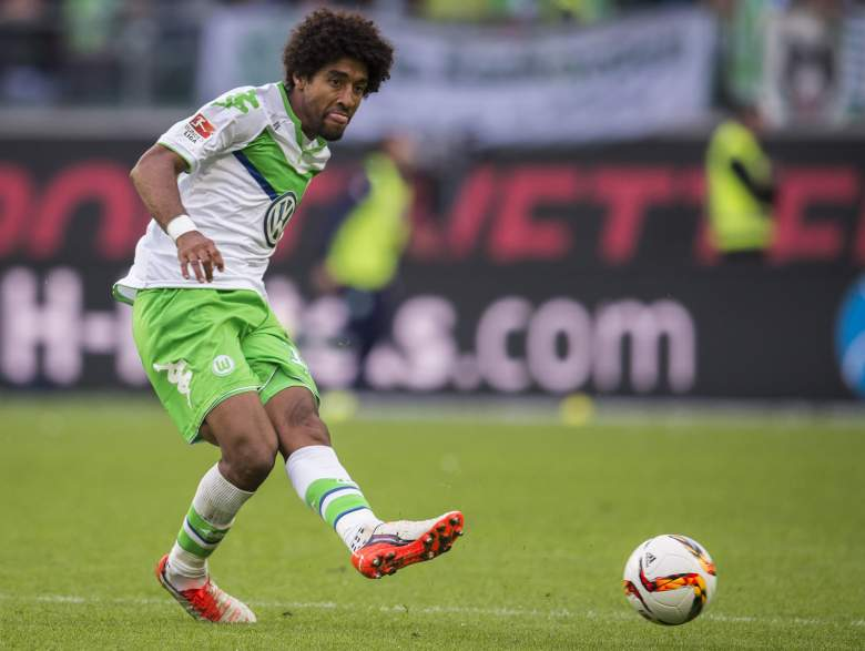 Dante made the switch from Bayern Munich to Wolfsburg over the summer. Getty)