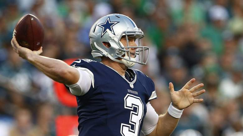 Brandon Weeden, Dallas Cowboys, NFL