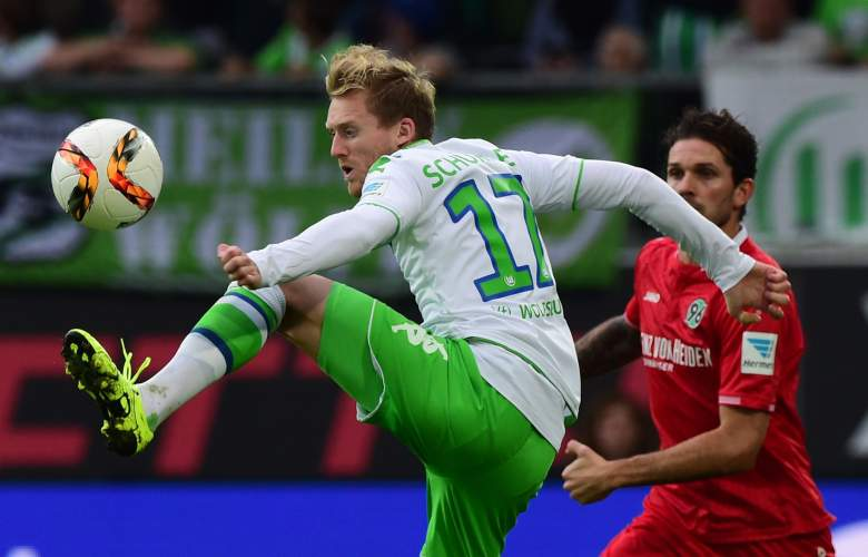 Wolfsburg sit in fourth place in the Bundesliga after seven matches. Getty)