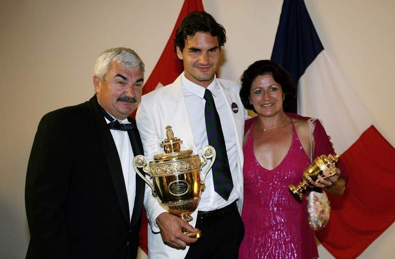 Roger Federer S Parents 5 Fast Facts You Need To Know Heavy Com