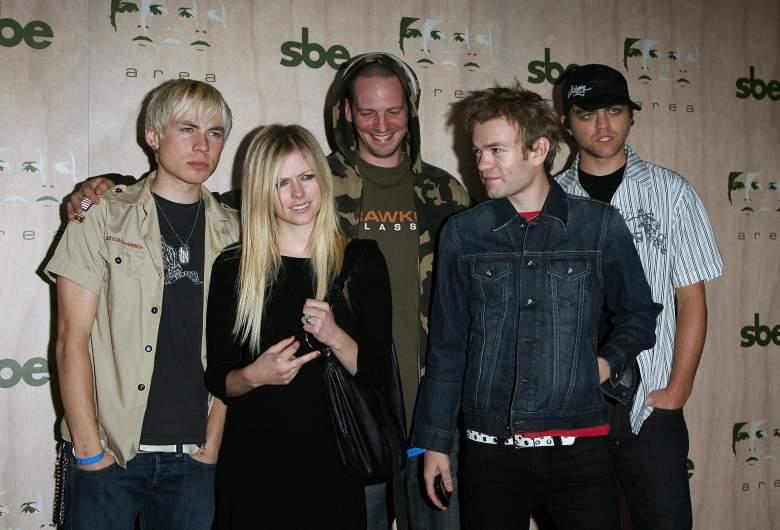 Avril Lavigne Deryck Whibley, Sum 41