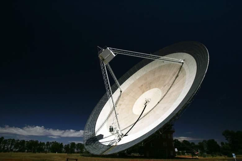 parkes observatory telescope