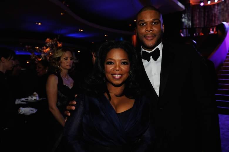 Tyler Perry, Oprah Winfrey, TV