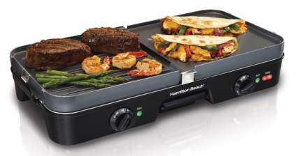 Hamilton Beach 38546 3-in-1 Grill/Griddle, electric griddle