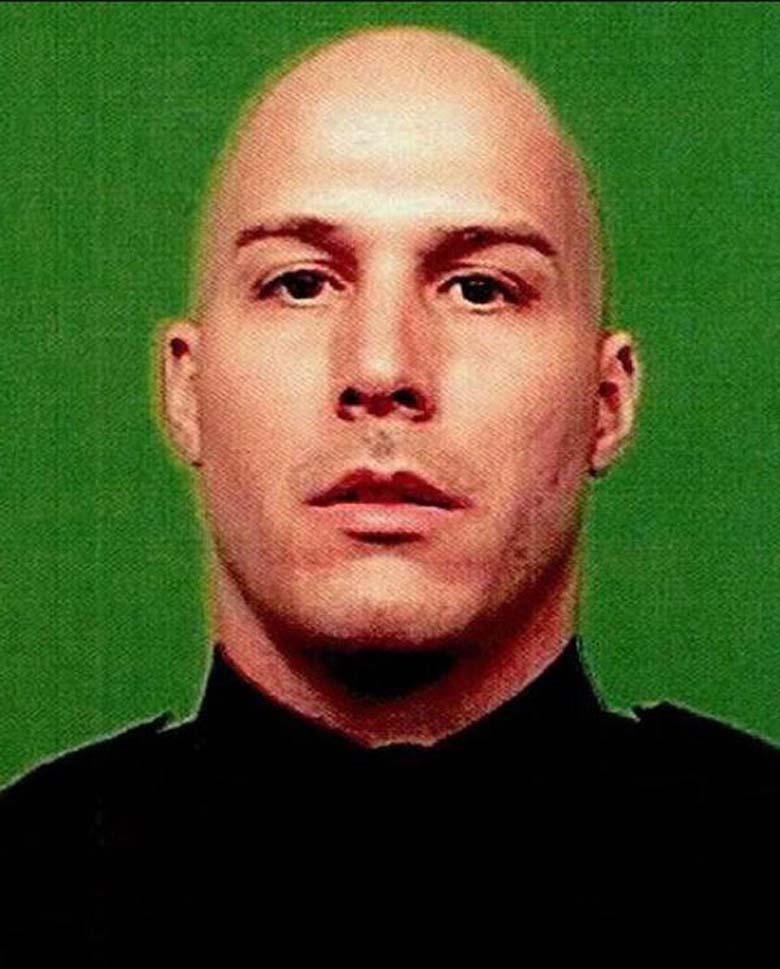 James Frascatore James Blake Arrest Cop