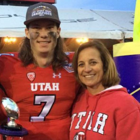 Travis Wilson, Utah quarterback