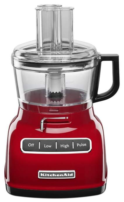 KitchenAid KFP0722ER 7-Cup Food Processor with Exact Slice System, kitchenaid food processor, food processor
